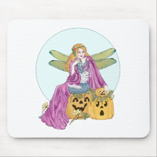 Jack of the Lantern Mouse Pad