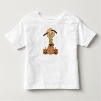 Jack O'Lantern Bats Toddler T-shirt