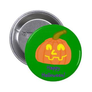 Jack OLantern Button