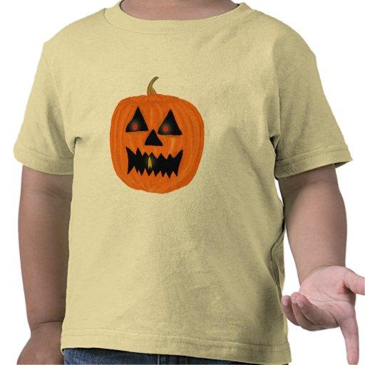Jack o'lantern camiseta