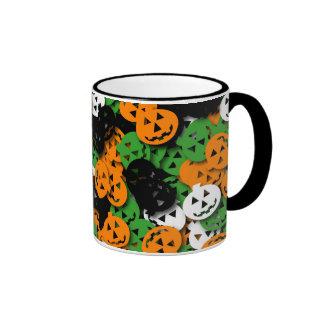 Jack o'Lantern Confetti Mug
