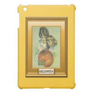 Jack O'lantern Halloween iPad Mini Cover