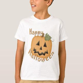 Jack O'Lantern Happy Halloween T-Shirt