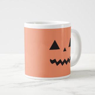 Jack O'Lantern Jumbo Coffee Mug