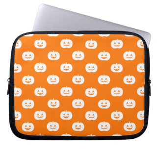 Jack O'Lantern Laptop Sleeve