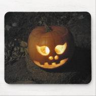 Jack O'Lantern mousepad mousepad