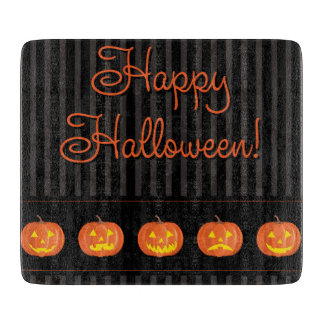 Jack O'Lanterns! Cutting Board