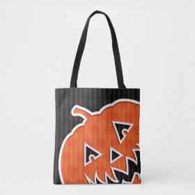 Jack O'Lanterns! Tote Bag