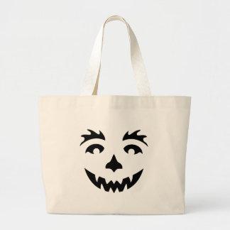 Jack O'Latern Canvas Bag