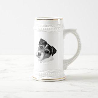 Jack (párroco) Russell Terrier Tazas De Café