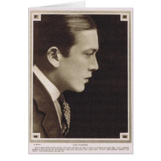 Jack Pickford 1918 Card