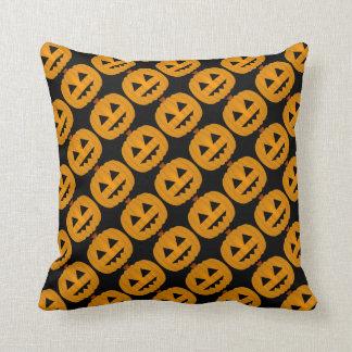 Jack Pumpkin Halloween Pillow Pagan Wiccan Cushion