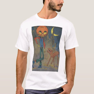 Jack Pumpkinhead and the Sawhorse T-Shirt