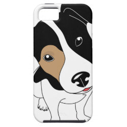 Jack Puppy Love iPhone SE/5/5s Case