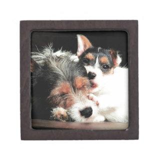 Jack Puppy Love Keepsake Box
