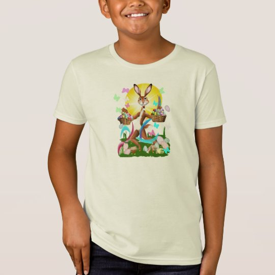 Jack Rabbit Express Easter T-Shirt
