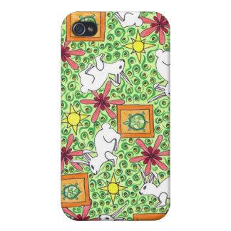 Jack- Rabbit iPhone 4/4S Case