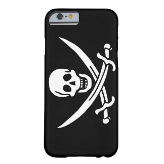 Jack Rackham; Bandera alegre de Rogelio; Pirata Funda De iPhone 6 Barely There