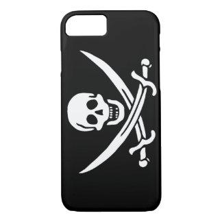 Jack Rackham; Bandera alegre de Rogelio; Pirata Funda iPhone 7