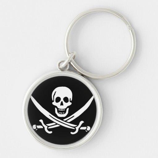 Jack Rackham; Bandera alegre de Rogelio; Pirata Llavero
