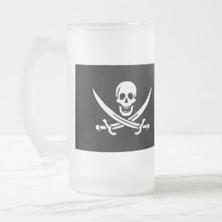 Jack Rackham; Bandera alegre de Rogelio; Pirata Tazas