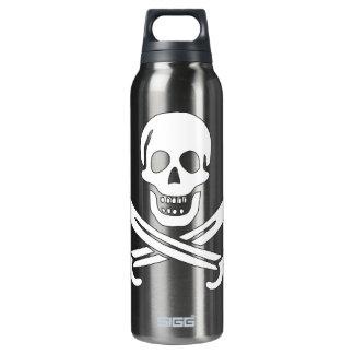 Jack Rackham Calico Jack Thermos Bottle