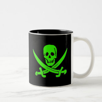 Jack Rackham-Green Two-Tone Coffee Mug