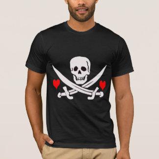 Jack-Rackham-Hearts T-Shirt