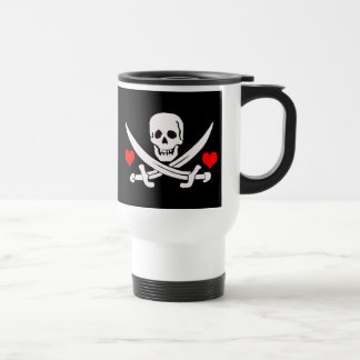 Jack-Rackham-Hearts Travel Mug