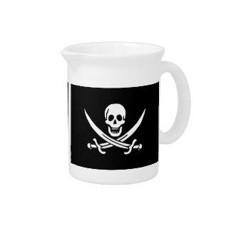 Jack Rackham; Jolly Roger Flag; Pirate Drink Pitchers