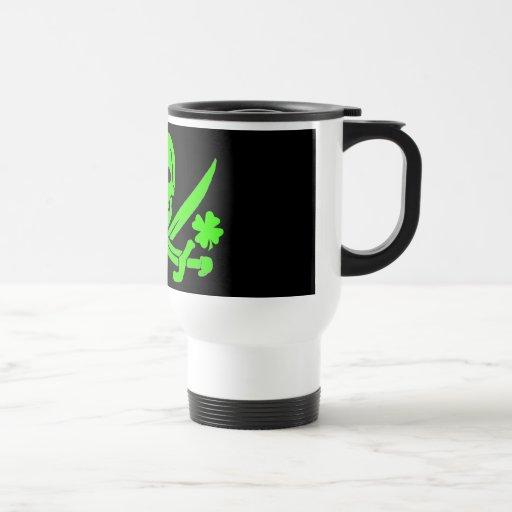 Jack Rackham-Shamrock Mug