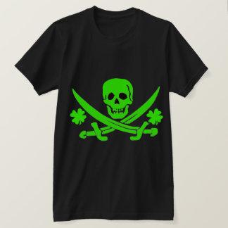 Jack Rackham-Shamrock T-Shirt