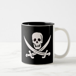 Jack Rackham-White Two-Tone Coffee Mug