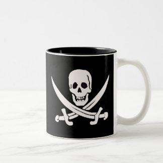 Jack Rackham-White Two-Tone Coffee Mug