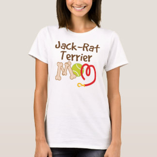 Jack Rat Terrier Dog Breed Mom Gift T-Shirt