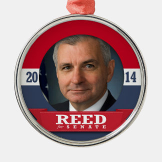 JACK REED CAMPAIGN CHRISTMAS ORNAMENT