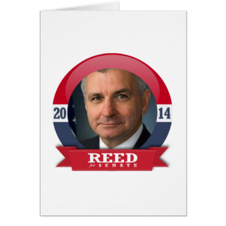 JACK REED CAMPAIGN GREETING CARDS