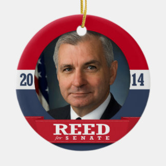 JACK REED CAMPAIGN ORNAMENTS