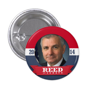 JACK REED CAMPAIGN PIN