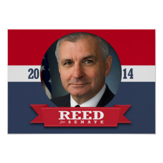 JACK REED CAMPAIGN POSTER