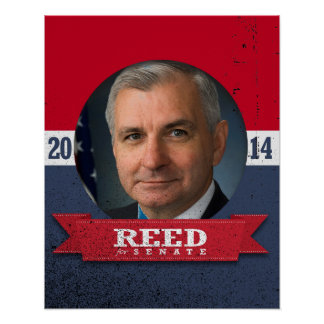JACK REED CAMPAIGN PRINT