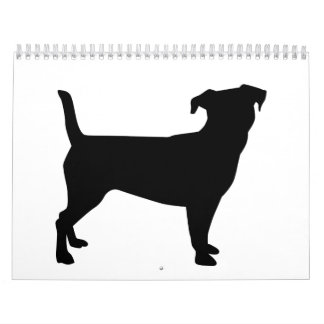 Jack Russel Calendar