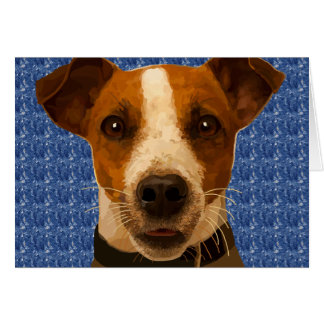 Jack Russel Cosby Card