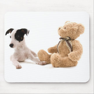 jack russel mouse pad