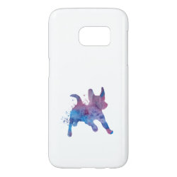 Case-Mate Barely There Samsung Galaxy S7 Case with Jack Russell Terrier Phone Cases design