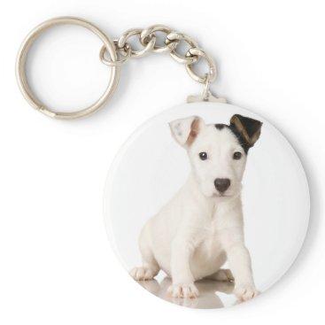 marquita575 Jack Russel terrier Keychain