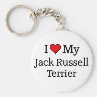 Jack Russel Terrier Llavero