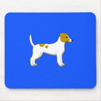Jack Russel Terrier Mouse Pad