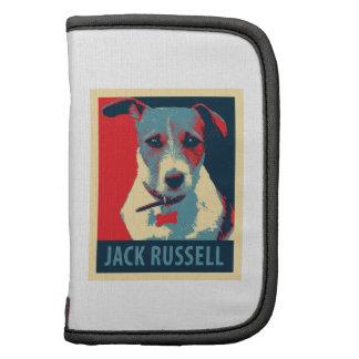 Jack Russel Terrier Political Hope Parody Planner