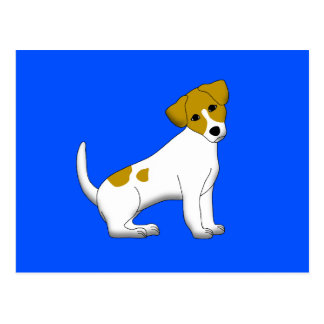 Jack Russel Terrier Postales